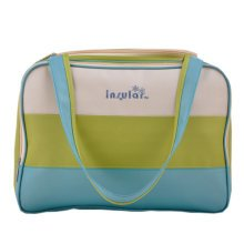 Colorful Big Capacity Functional Diaper Bags For Mummy Green (30*39*21cm)