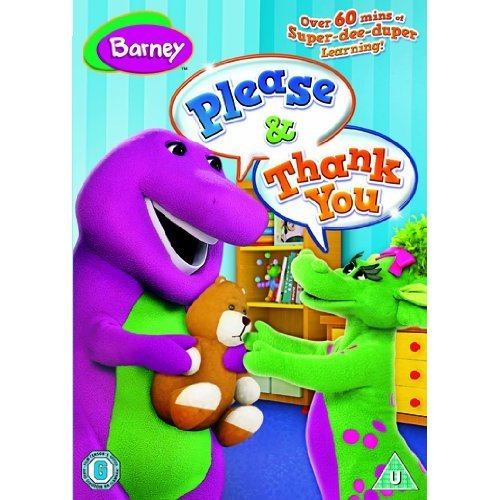 Barney - Please And Thank You [DVD] [2011] [DVD]