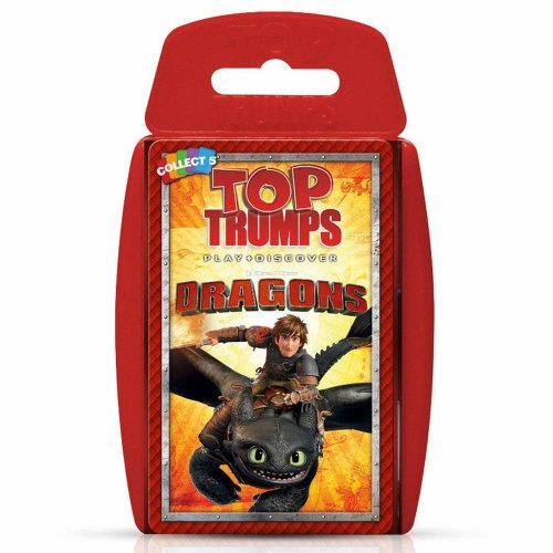 How To Train Your Dragon Top Trumps