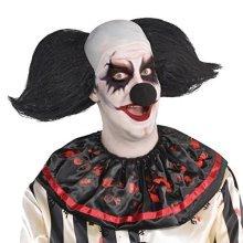 Halloween Circus Freakshow Clown Adult Wig -