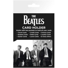 The Beatles in London Travel Pass Card Holder