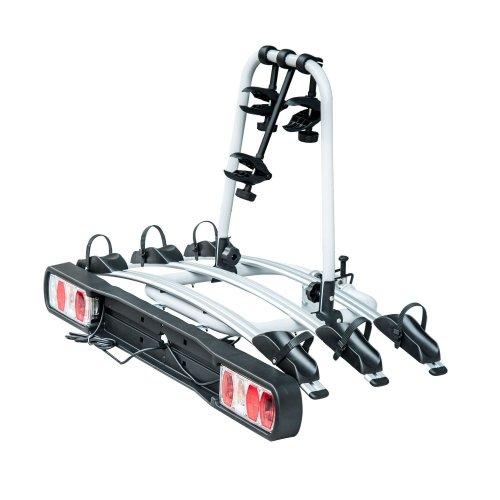 Homcom 3 Bike Car Carrier | Rear Mounted Bike Rack