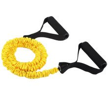Fitness&Exercise Band Shaped Rope Expender High-elastic Resistance Yellow