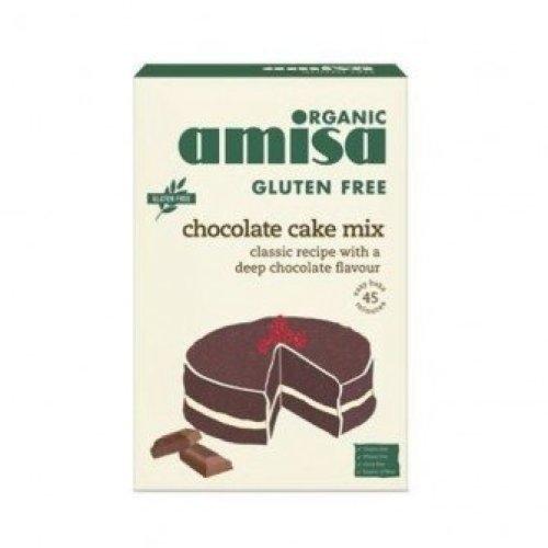 Amisa - Chocolate Cake Mix Gluten Free 400g