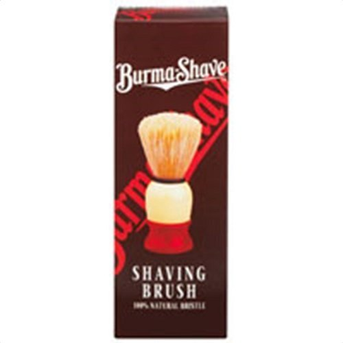 Burma-shave Shaving Brush