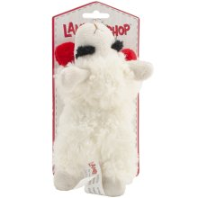 "Multipet Lamb Chop 7"" Toy-"