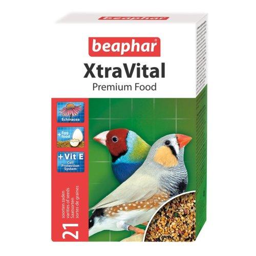 Beaphar Xtravital Finch Food 500g (Pack of 6)