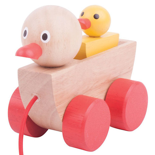 Bigjigs Toys Duck and Duckling
