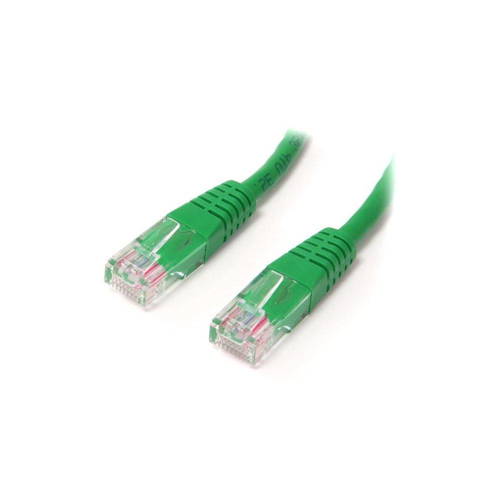 1 Ft Cat 6 Green Molded Rj45 Utp Gigabit Cat6 Patch Cable 1ft Patch Cord Ethernet Cables (rj-45/8p8c) Computer Cables & Connectors