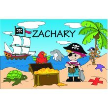 Boys Placemat - Zachary