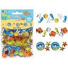 Ocean Buddies 3 Pack Value Confetti 34g -