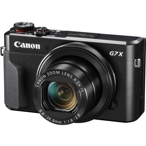 CANON G7X II Black