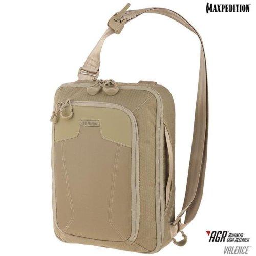 Maxpedition VALTAN Valence Bag, Tan