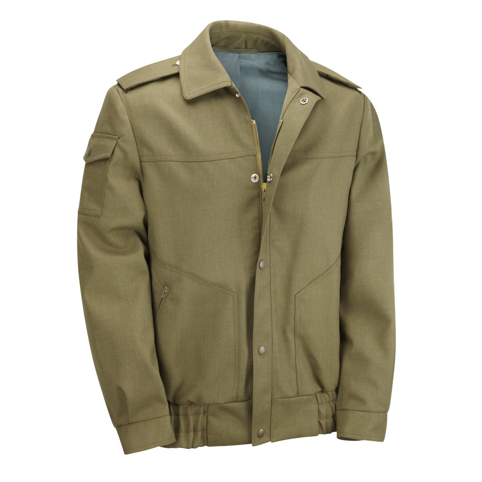 6cbe68d111fe Original New Olive Czech Military Army Jacket on OnBuy
