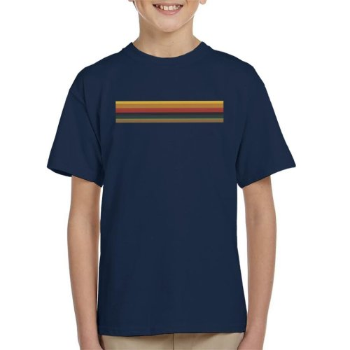 Thirteenth Doctor Who Jodie Whittaker Rainbow Kid's T-Shirt