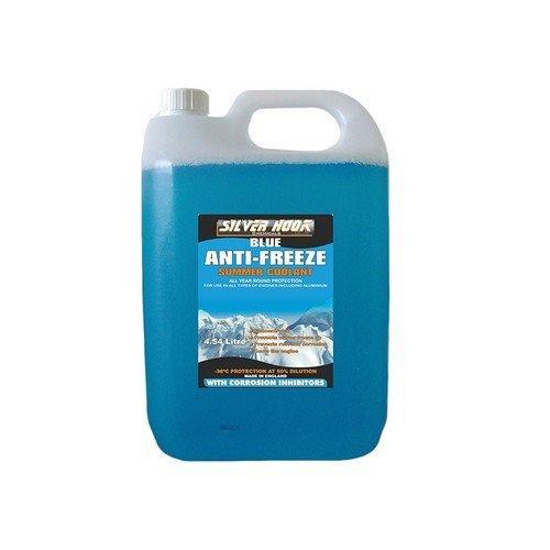 Silverhook SHA4 Concentrated Antifreeze - Blue 4.54 Litre