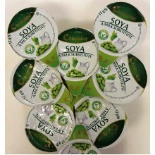 Soya Milk Substitute - 12g Individual Pots