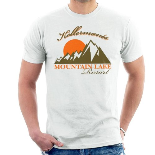 Kellermans Mountain Lake Resort Dirty Dancing Men's T-Shirt
