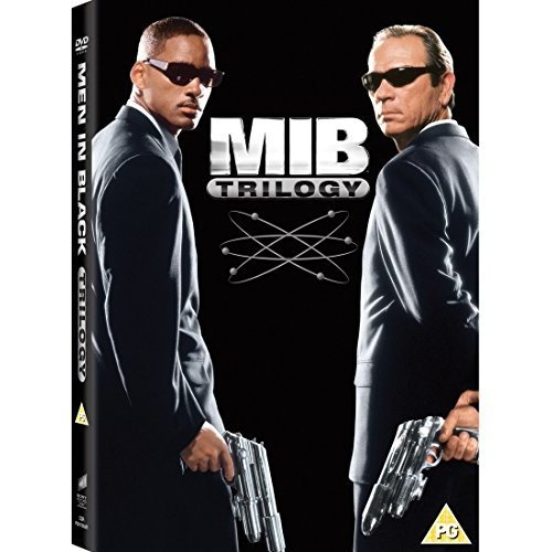 Men in Black 1-3 [DVD] [DVD]