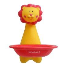 Creative Kids Cartoon Bathroom Strong Chuck Soap Holder Soap Dish Lion