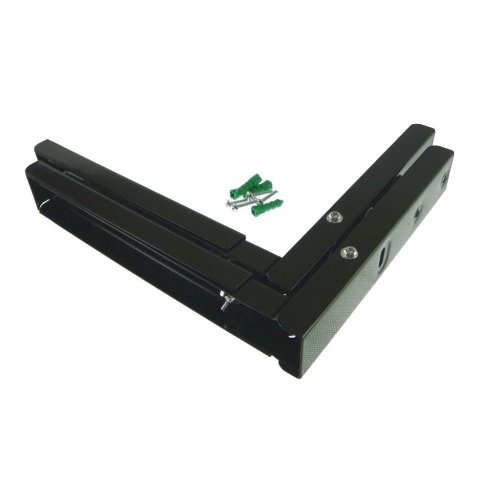 Currys Universal Microwave Wall Bracket Extendable Arms Black