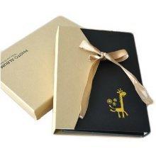 Creative DIY Ribbon Cover Memory Book/Album of Baby's First 5 Years(deerlet)