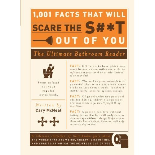 1,001 Facts that Will Scare the S#*T Out of You