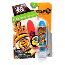 Tech Deck Sector Fundamentals Series Skateboard Co. 1/6