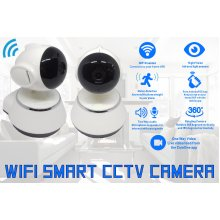 Digital Audio Video Baby Room Monitor Camera Wifi HD
