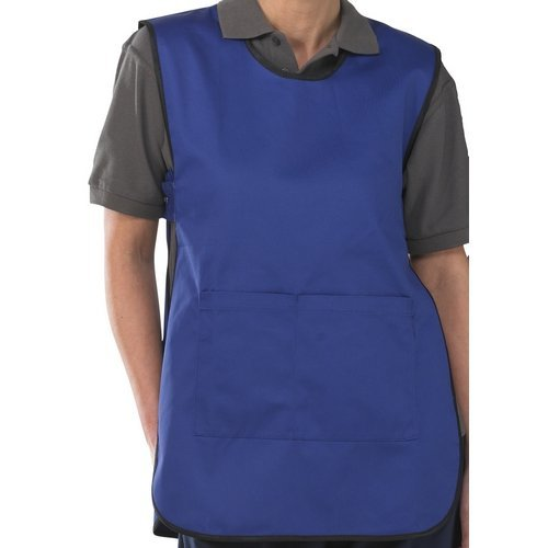 Click PCTABRL Polycotton Work Apron Tabbard Royal Blue Large