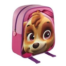 Paw Patrol 3d Skye Backpack
