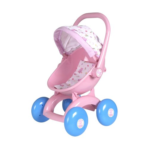 Peppa Pig 1423558 4-in-1 My First Pram