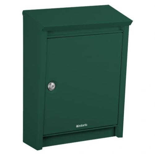 Brabantia B110 Post Box - Green
