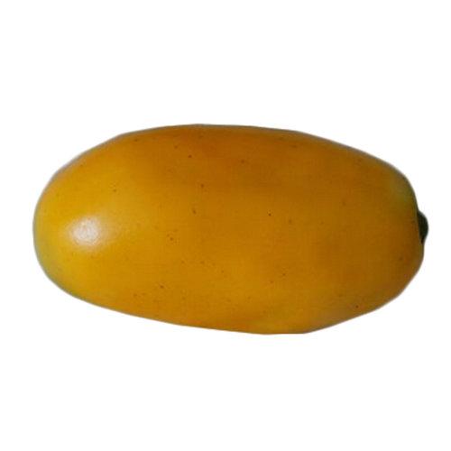 Set Of 2  Realistic Artificial Fruits Home Party Decor Plastic Fruits, Mango