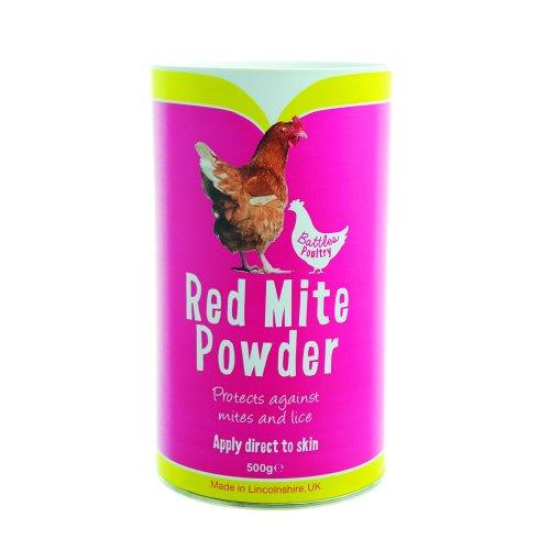 BATTLES Red Mite Powder, 500 g