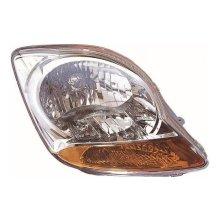 Chevrolet Matiz Hatchback 6/2005-2011 Headlight Headlamp Drivers Side O/S