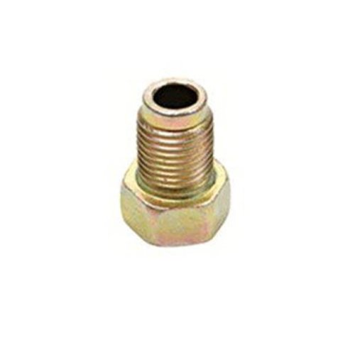 S.U.R. & R. SRRBR255 M10 x 1.0 Bubble Flare Nut- Ford