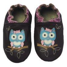 Polka Owl Brown