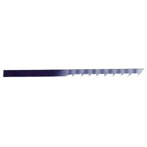 Draper 25506 127mm x 11.5tpi No 7 Plain End Fretsaw Blades