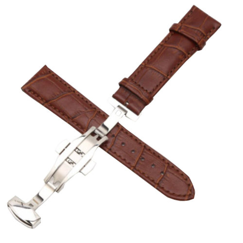 Fashion Watchbands Leather Watch Strap Waterproof Watch Chain  20 MM  A6