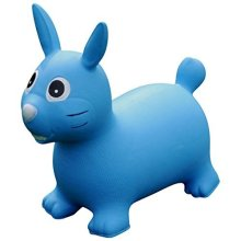 Sit and Ride Rabbit, 62cm x 30cm x 50cm, with FREE pump-Creation Station CW7602