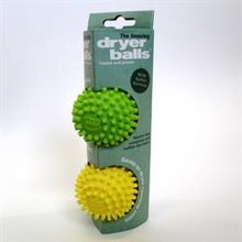 Dryer Balls Designed to Decrease Drying Times and Linting Without Using Any C