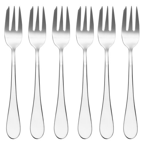 Viners Select Pastry Fork, Stainless Steel, Silver, 2.5 x 20 x 23.1 cm