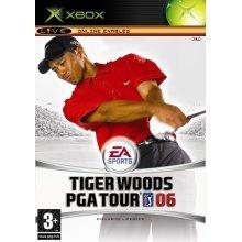 Tiger Woods PGA Tour 2006 (Xbox)