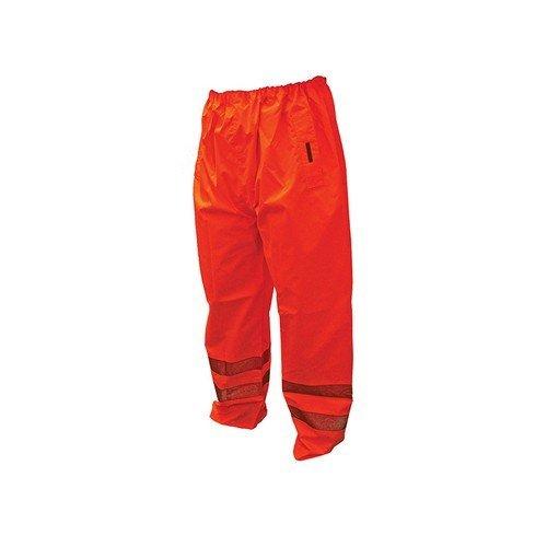 Scan SCAWWHVMTLO Hi-Vis Motorway Trouser Orange 38-40in - L
