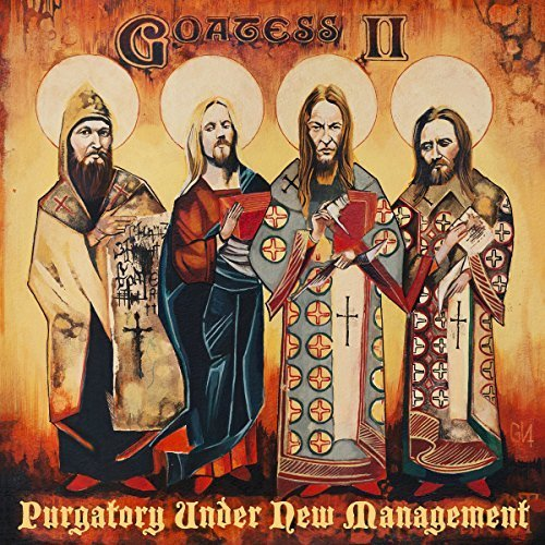 Goatess - Purgatory Under New Management [CD]