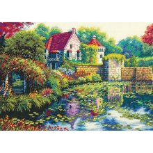 * Dimensions Counted X Stitch - English Castle