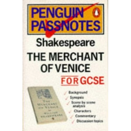"Shakespeare's ""Merchant of Venice"" (Passnotes)"
