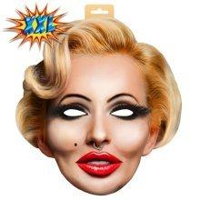 Mask Eva Botoxed Woman With Elastic XXL