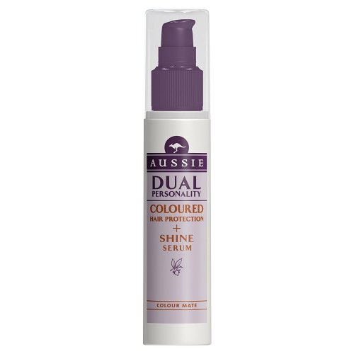 Aussie Conditioner Dual Personality Coloured Hair Protection & Shine Serum 75ml